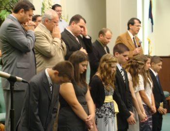 Botezul si credinta la baptisti